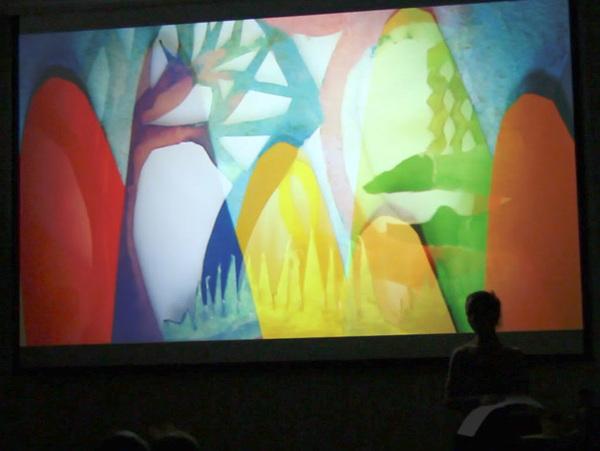 JUNE 9th @ KALA-Experimental Shadow Animation with Live Opera